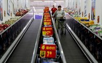 China's retail sales miss expectations, July industrial output growth steady