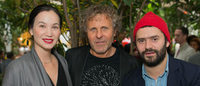 Renzo Rosso, grand frère de l'Andam 2013