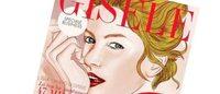 Site cria 'revista' pelo aniversário de Gisele Bündchen