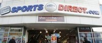 Sports Direct upbeat as first half earnings rise 11 pct