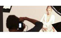 Aigner gewinnt Toni Garrn als Kampagnen-Model