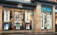 Menswear retailer End sees profits surge in 2017, plans London flagship