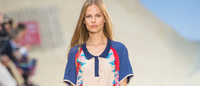 Herrera hypnotizes as Hilfiger brings the beach to NY
