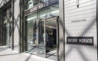 Antony Morato prosegue il proprio sviluppo in Francia