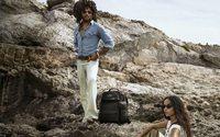 Ленни Кравиц снялся с дочерью в рекламе Tumi