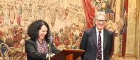 ポール・スミスが仏レジオン・ドヌール勲章を受章