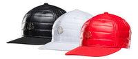 Moncler revisite la casquette de baseball avec New Era
