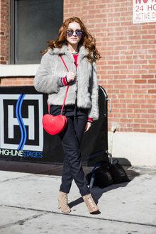 Street Fashion New York N288