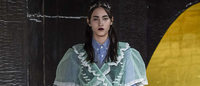 Fashion week de Paris : les geishas kitsch de Miu Miu