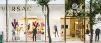 Versace apre a Tokyo, nel quartiere Ginza