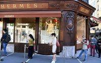Hermès trotzt der Krise im Jahr 2020 dank Aufschwung in Asien