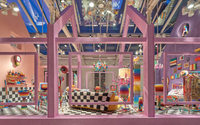 Missoni enchante Milan avec son tricot design