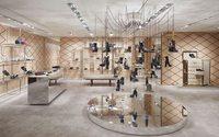 Il pop-up store Louis Vuitton in Rinascente Milano lancia il nuovo concept dedicato alle calzature