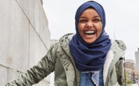 American Eagle creates a denim hijab