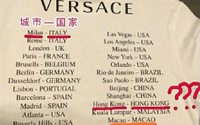 Non solo Versace, anche magliette di Coach e Givenchy scatenano polemiche in Cina