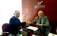 Pimec y Amec se alían para impulsar el crecimiento de las empresas en Europa