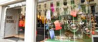 Nike instala sua primeira loja feminina europeia em Londres