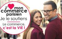 """La CCI Paris lance la campagne de soutien """"J'aime mon Commerce"""""""