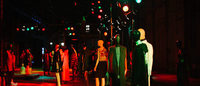ラフ・シモンズがファッションショー・インスタレーションを披露 ピッティ閉幕に華