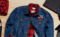 Levi's is the latest brand to look to the NBA for a partnerhsip