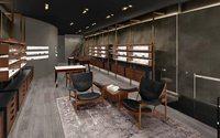 La marque de lunettes Oliver Peoples ouvre sa première boutique en Europe