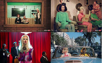 Luxe labels launching ever more quirky, flamboyant ad campaigns