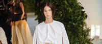 Rojo sobre blanco, arranca la Semana de la Moda de Nueva York