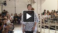 Facetasm - MENSWEAR collection spring/summer 2017 in Paris (with interview)
