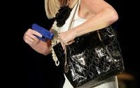 A US fashion show with a bang: carrying guns in style