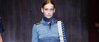Milão: Gucci aposta no jeans náutico com opções bem femininas