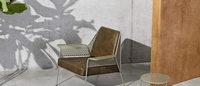 「ディーゼル」のホームコレクションから初のアウトドア家具が登場 モローゾとコラボ