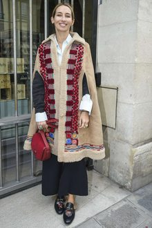 Street Fashion Paris N308