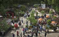Chanel érige un jardin aux Tuileries