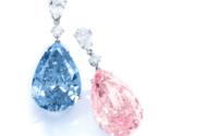 Auktionshaus Sotheby's meldet Weltrekordpreis für Diamantohrringe