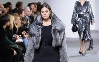 Plus-size model makes Michael Kors first