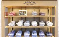 Arrow abre su primera tienda monomarca en Galicia