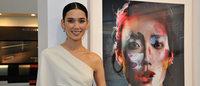モデルのTAOがラストマガジン創業者と結婚「3.1 フィリップ リム」のドレスで挙式