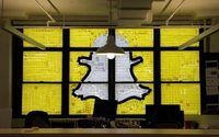 Snapchat parent working on IPO valuing firm at $25 billion or more