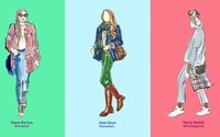 Ebay celebrates fashion week with shoppable sketches
