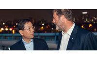 Bread&Butter à Séoul : Karl-Heinz Müller y croit dur comme fer