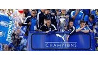 Puma profitiert von Leicesters Meistertitel