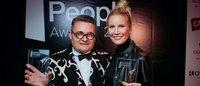 В Москве прошла VII церемония вручения премий Fashion People Awards