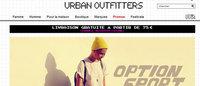 Urban Outfitters ouvrira un magasin éphémère en France