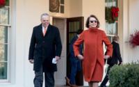 Nancy Pelosi star e Max Mara rifà il suo cappotto