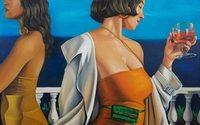 Une peinture pour immortaliser la nouvelle collection de Jacquemus