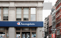 Athletic apparel brand Champion opens new store in New York City