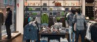 Strellson öffnet erstes französisches Outlet im elsässichen Roppenheim