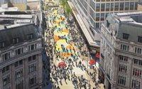 Мэр Лондона: если не сделать Оксфорд-стрит пешеходной, это негативно отразится на ее будущем
