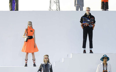 Fashion Week de Milan   de Diesel à Versace, une leçon de styles et ... f67ac1abcd4a