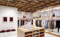 Woolrich mit neuem Erlebnis-Store in München